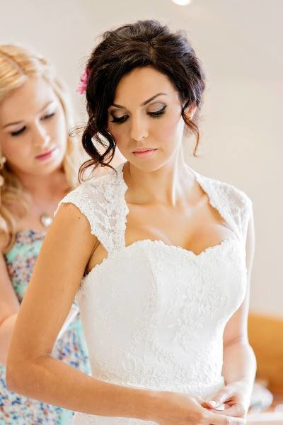 bridal hairstylist sunshine coast